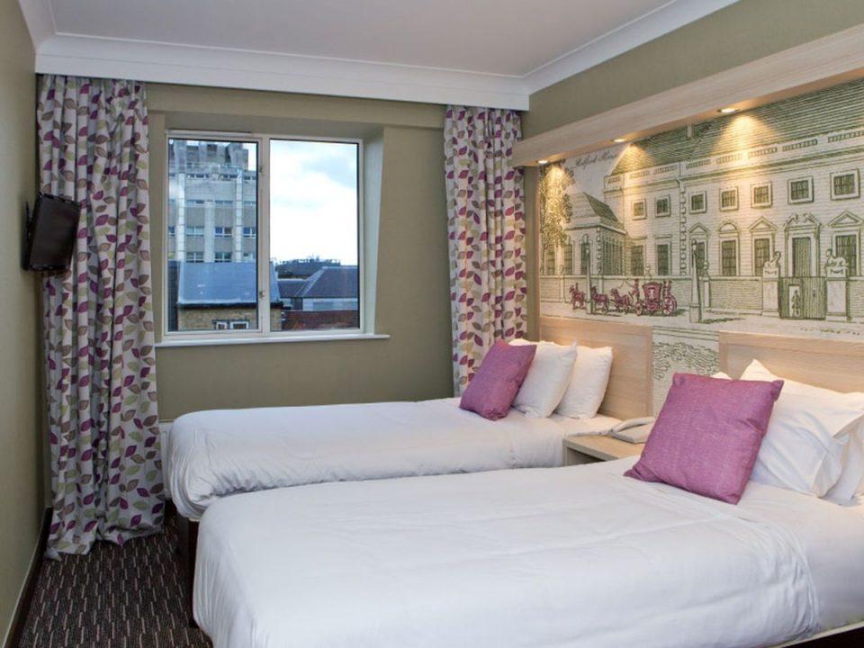 president hotell