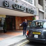 St Giles hotell london
