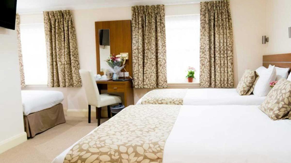 Bayswater Inn hotell