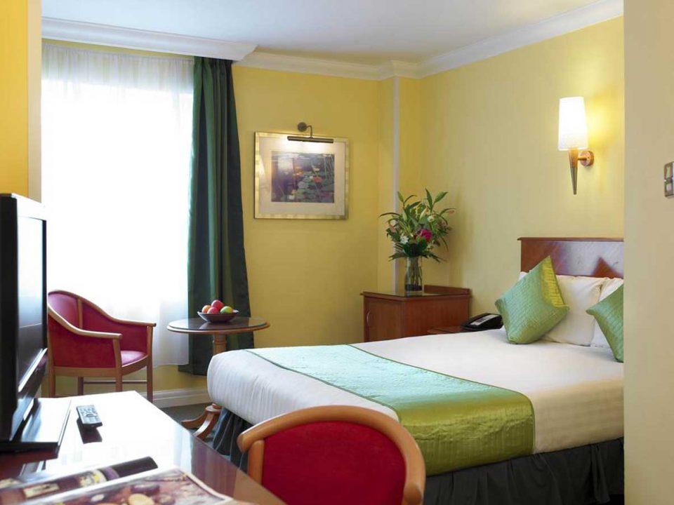 Lancaster Gate Hotell