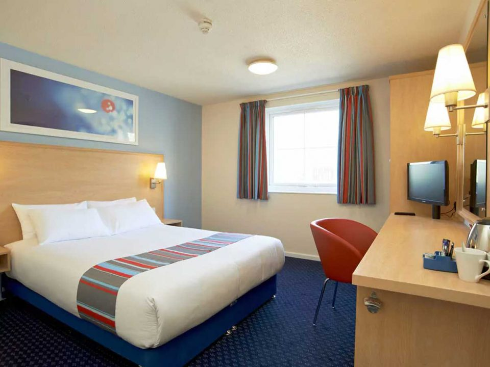 Travelodge Kings Cross Royal Scot london