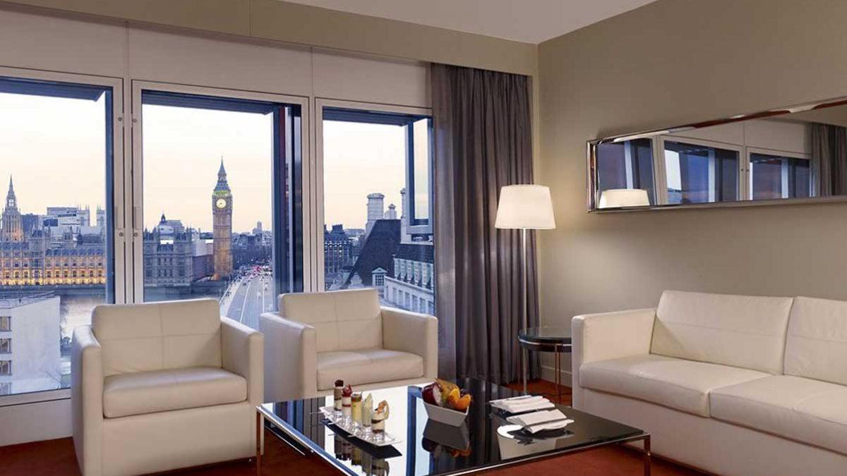 Park Plaza County Hall London hotell