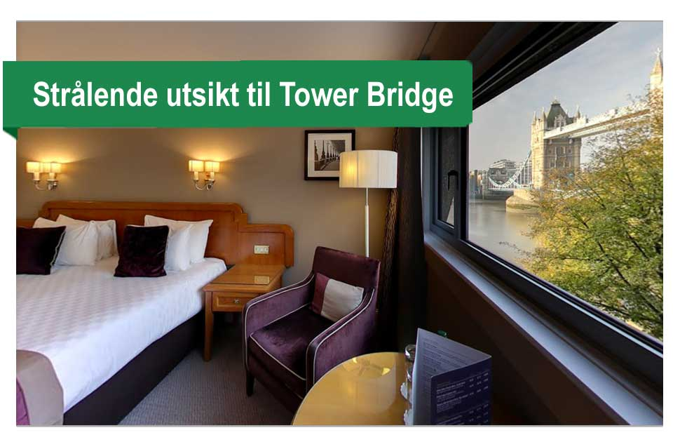 Tower A Guoman hotell London
