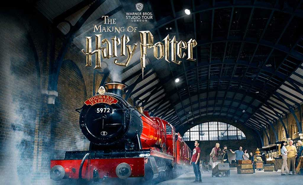 Harry Potter studio museum London