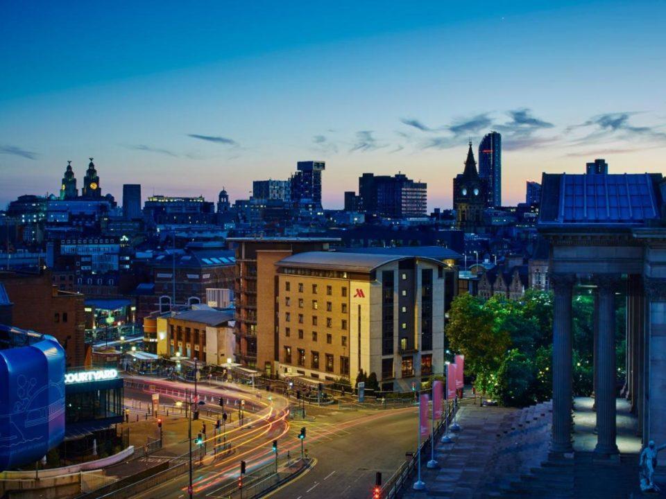 Marrionett Liverpool hotel